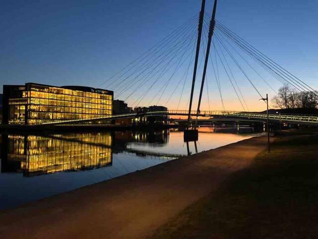 Bragernes Kvartal - Hjertet av Drammen Sentrum