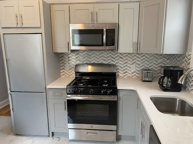 2 Bedroom Apt. in a New Renovated House