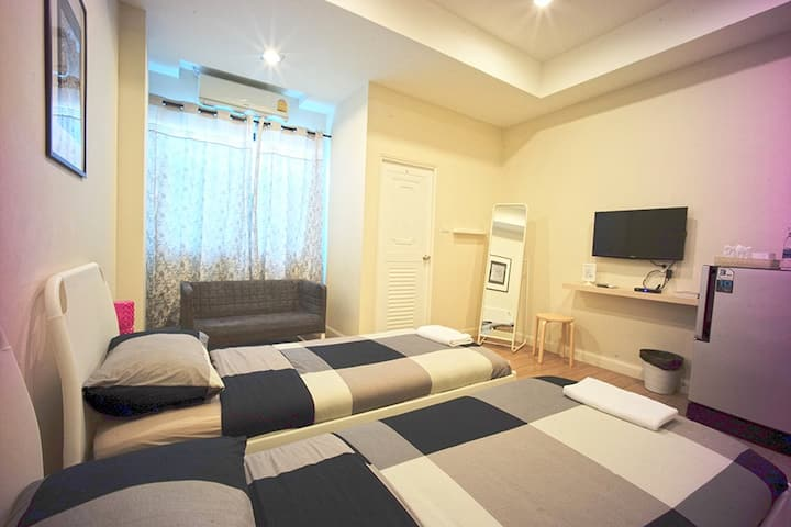 G Studio Twinbed for 2