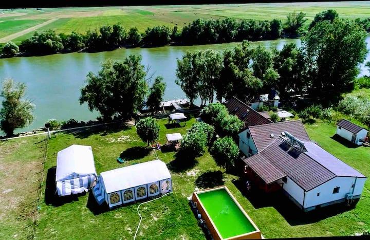 Spring Danube Delta B&B