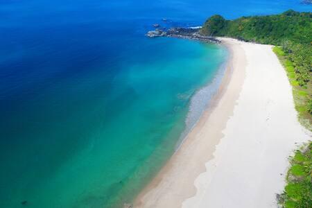 Turtle Egg Cove Ngapali - Aquamarine Suites