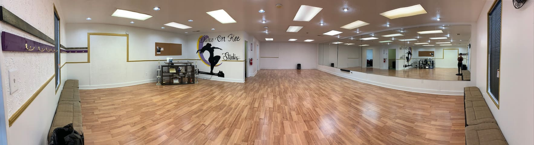 DanceRehearsal/Class Rental Space ($20/hr)