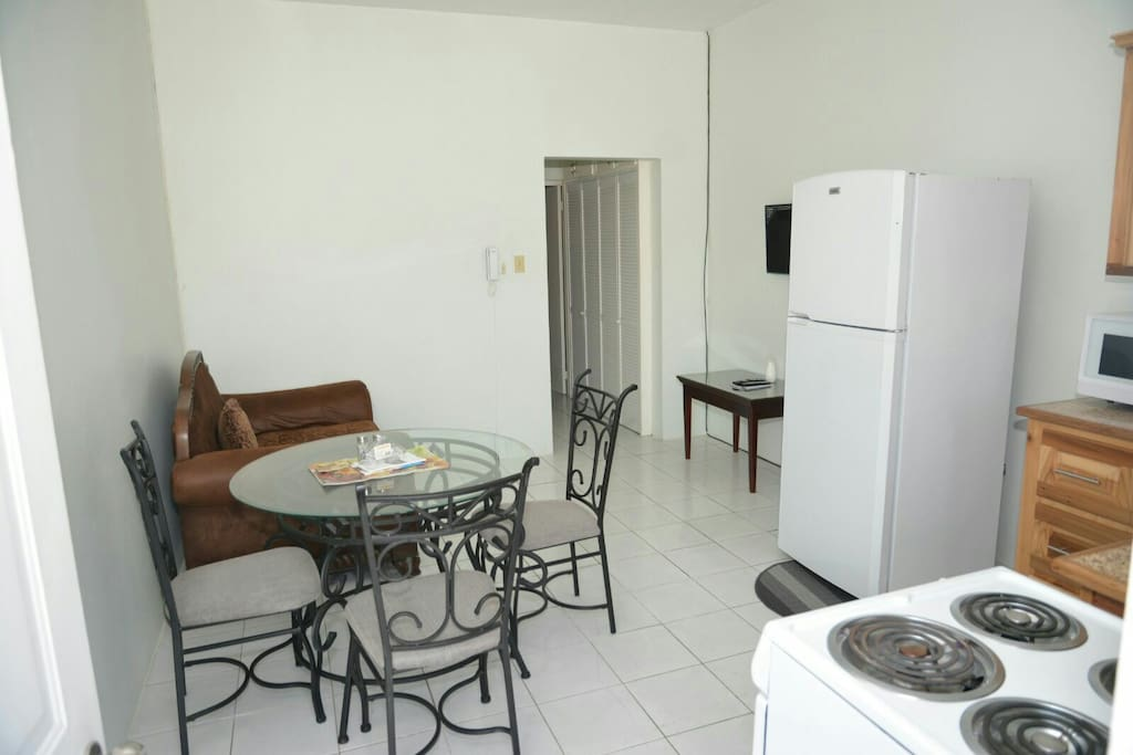 Blue Orchids 1 Bedroom Suite Flats For Rent In Tower Isles St Mary Jamaica Jamaica
