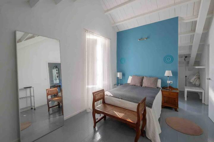 Apartamento para 4/5 personas  en casa rural.