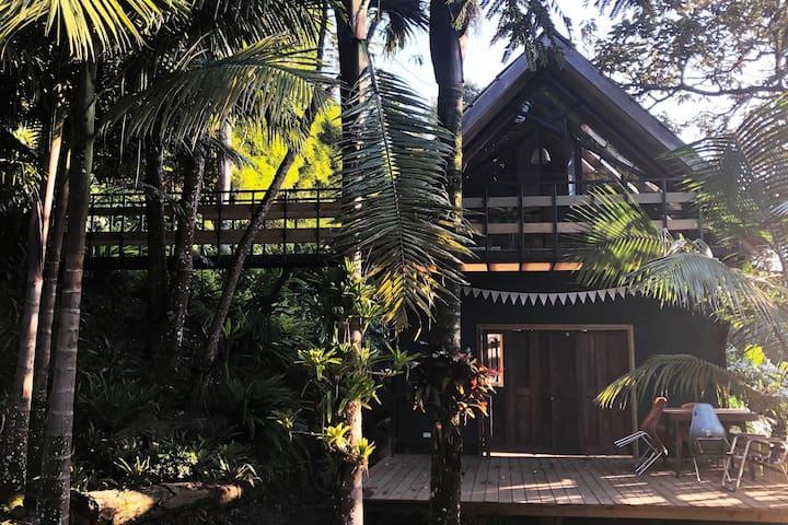 Morro Contento -  the silent tropical paradise