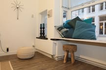 AMAZING apartment in the Zwanestraat.