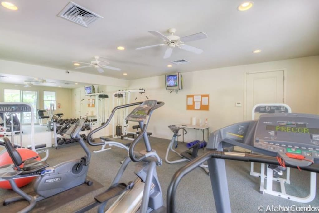 work out room for complex