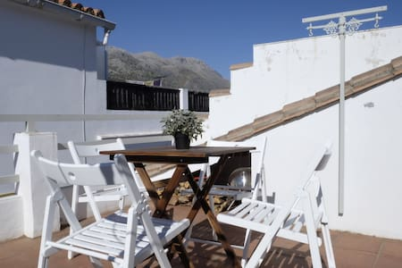 AUTHENTIC HIDEAWAY IN WHITE VILLAGE ANDALUCIA - Cortes de la Frontera - Ház