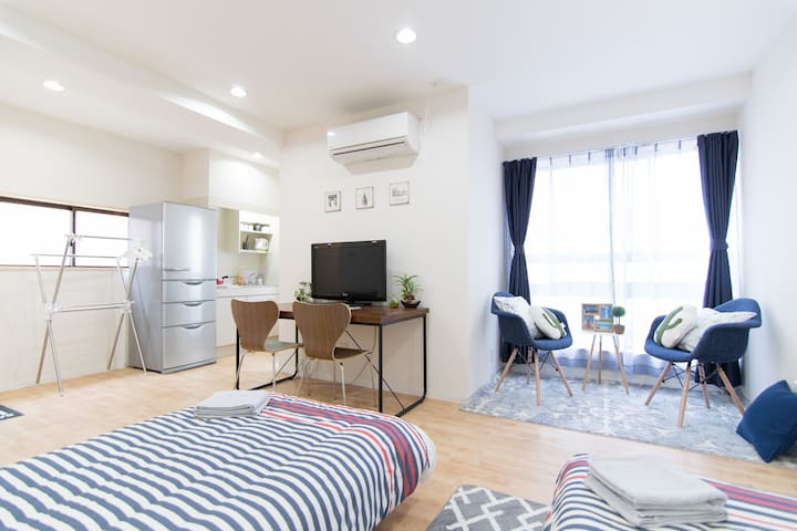 Airport Direct+Special Price+Cozy Spacious Apt-301