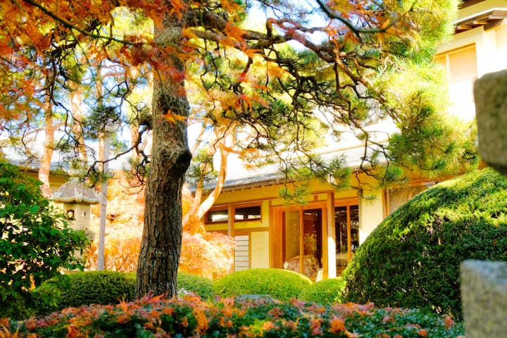 "Traditional Japanese tatami room ""Katsumata house"""