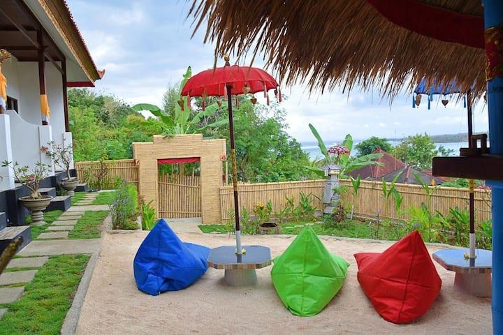 W GUest House4 Adult Non Breakfast Nusa Ceningan