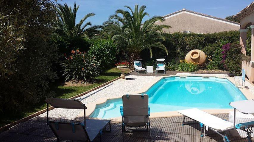 Chambre d'hôtes bord de mer - Bormes-les-Mimosas - Bed & Breakfast