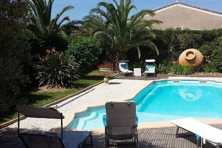 Chambre d'hôtes bord de mer - Bormes-les-Mimosas