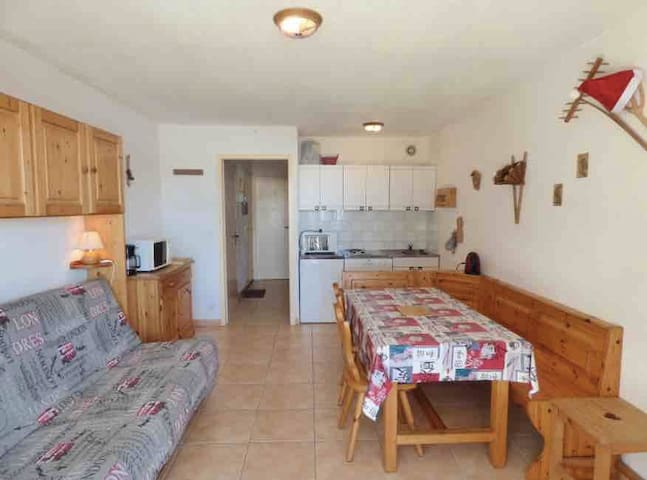 Isabella B (appartement 5 pers) - Les Saisies