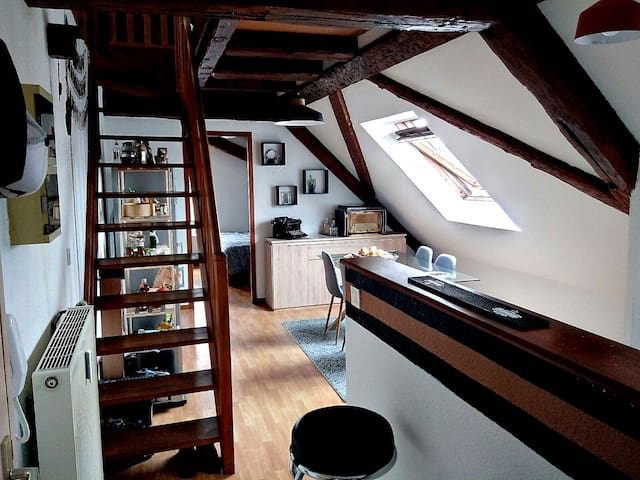 Duplex 75m² facile d'accès, idéal pour le tourisme
