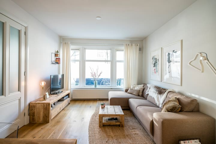 Whole apartment with garden in Amsterdam South - Amszterdam - Lakás