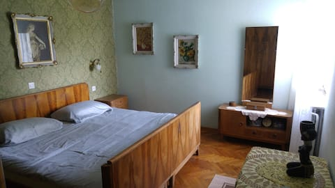 Mama Ana's rooms - double bed room (room no.1)