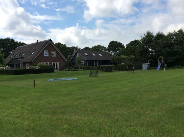 Landelijk gelegen villa Sint Michielsgestel - Sint-Michielsgestel