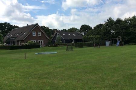 Landelijk gelegen villa Sint Michielsgestel - Sint-Michielsgestel - Willa