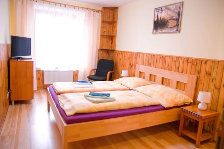 Apartment   2 double bedroom   Vila Pod Branou