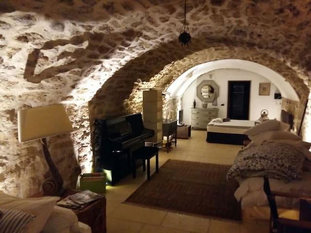 Bergerie de 45 m2. Charme garantie - Rognes - Bed & Breakfast