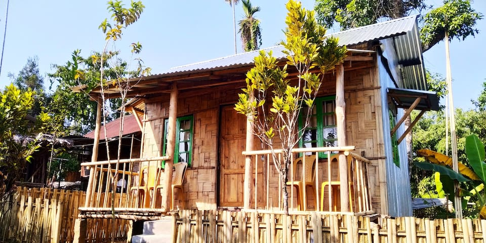 Robert's Bamboo Hut