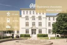 Dans notre village siège la Maison Cailler qui vous invite à vivre une expérience inoubliable dans le monde du chocolat. Notre astuce : réservez votre visite en ligne avant votre voyage