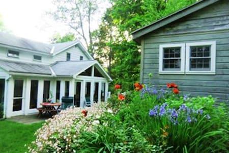 Lovely Berkshires Home - Great Barrington - Casa