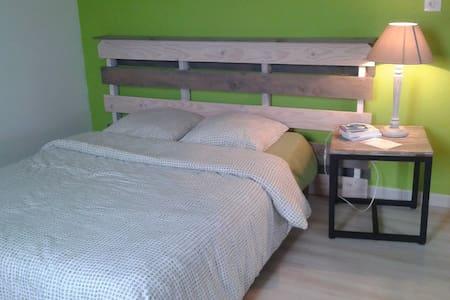CHAMBRE AVEC SALLE DE BAIN PRIVEE - Lhospitalet