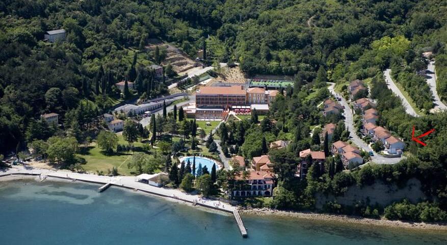 Villa Yadranka - Strunjan - Appartement
