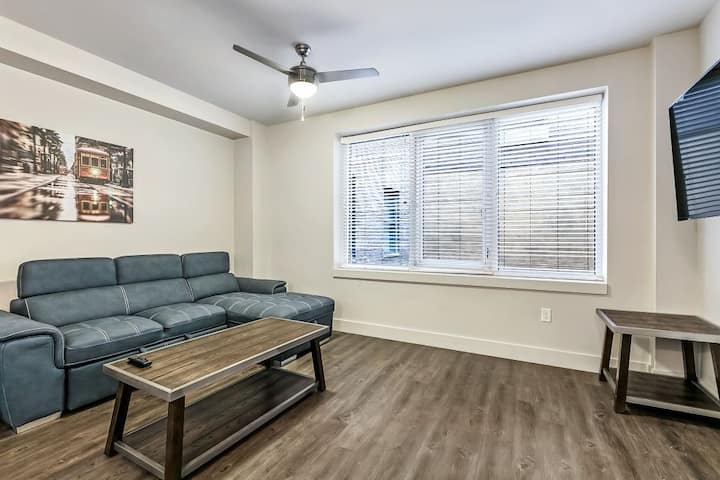 Spacious Modern Condo near French Quarter
