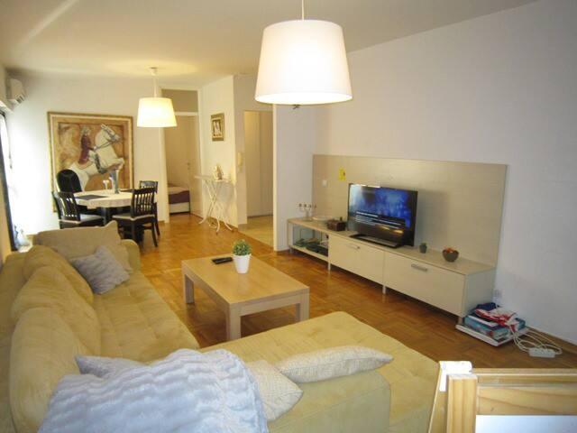 ZAGREB Family Friendly Apartment