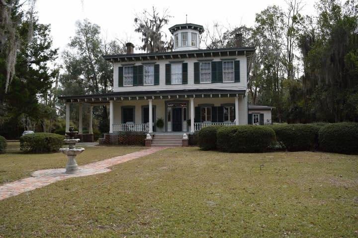 Denham House BNB Magnolia Room-Monticello/TLH