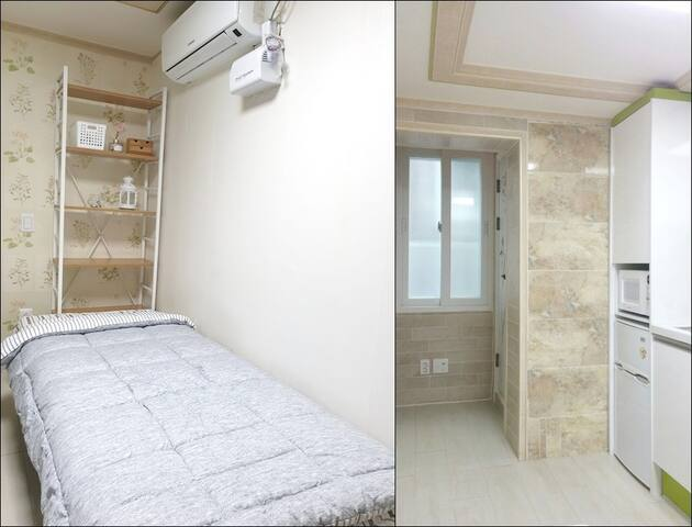 Private APT near SNU/Ur home in the heart of Seoul