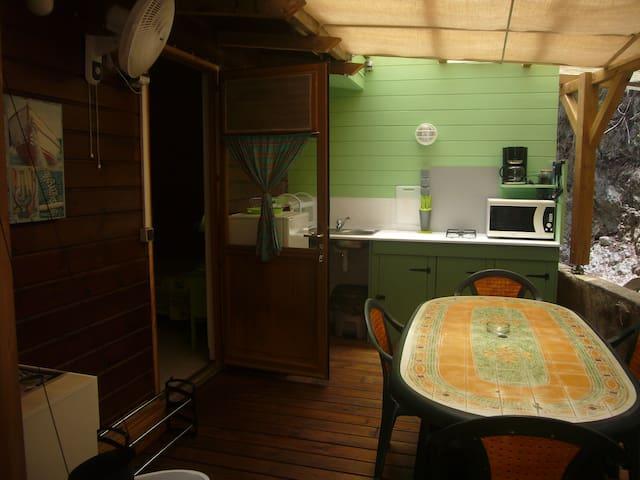 Appartement indépendant dans villa  - Pointe Noire - Apartment