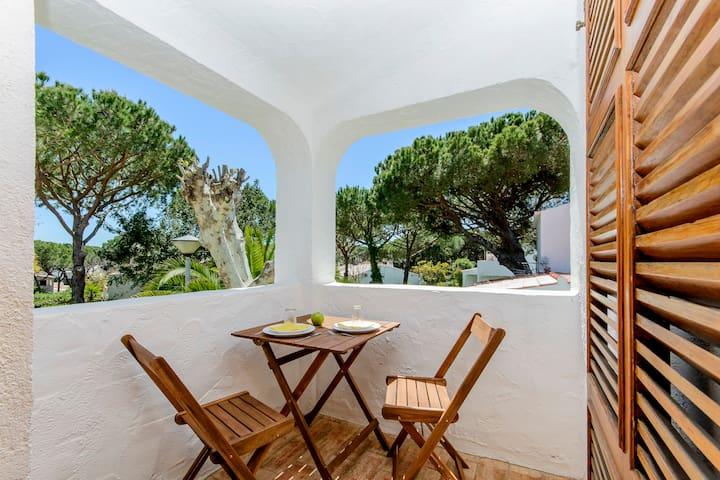 Apartamento Falésia - Zona calma ideal para Férias
