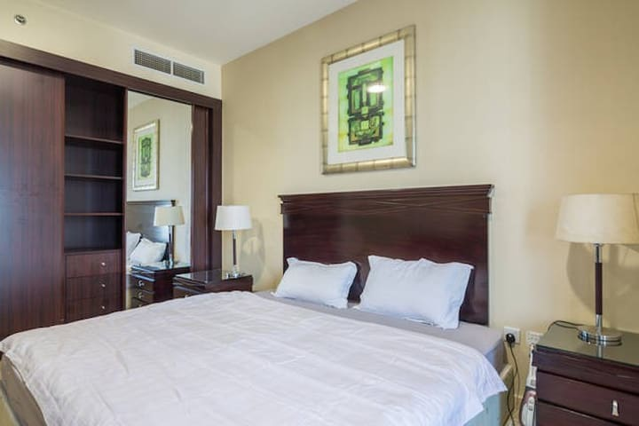 R46403Ensuite Rm Opp-Barasti,Skydive-200+ Reviews! - Dubai - Appartamento