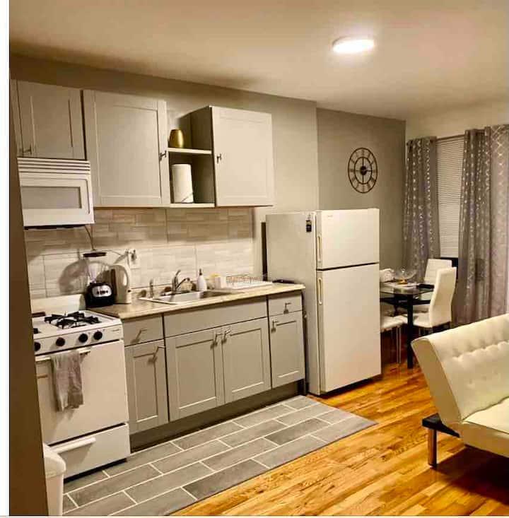 Cozy Brooklyn Apartment 1
