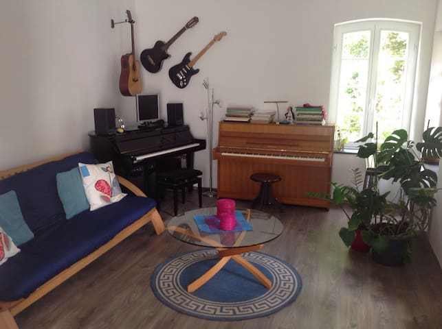 Musik-Atelier beim Neusser-Hbf - Neuss - Hus
