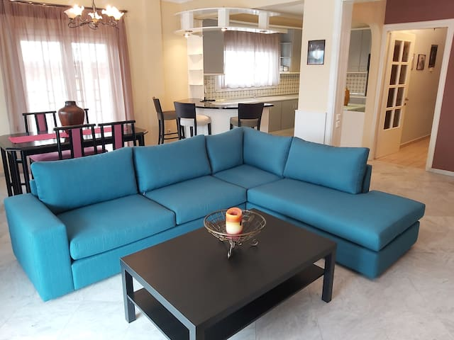 3 Bedroom, Safe and Comfortable Family apartment.