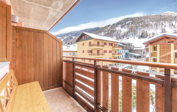 Holiday apartment with 1 room on 24m² in Aprica (SO)