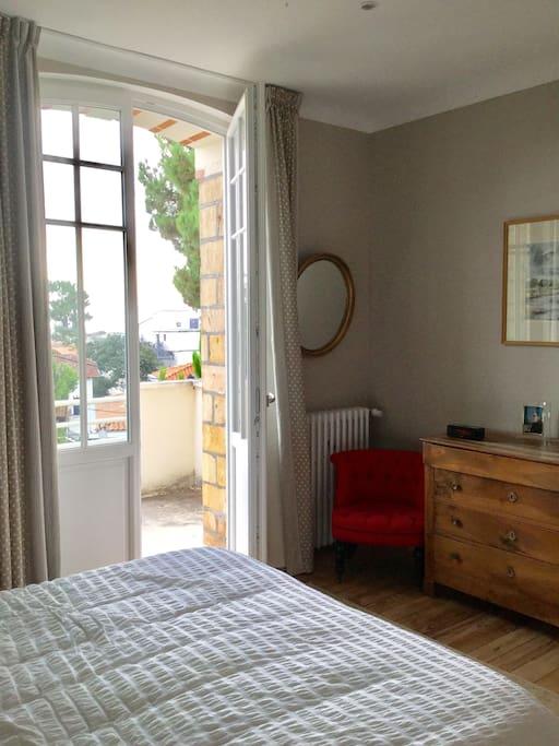 La chambre Eucalyptus