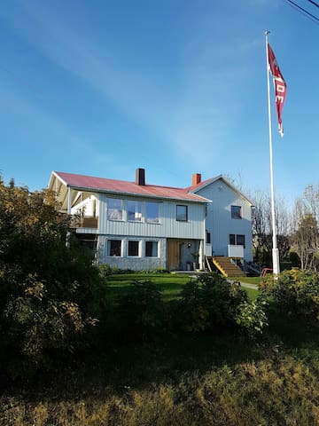 Lyngensealodge - apartment for rent - Lenangsøyra - Wohnung