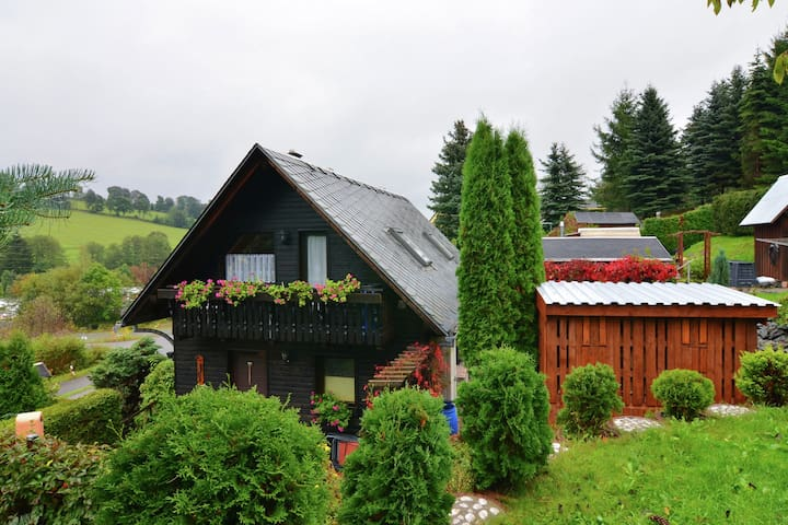 Charming Holiday Home in Cranzahl near the Forest