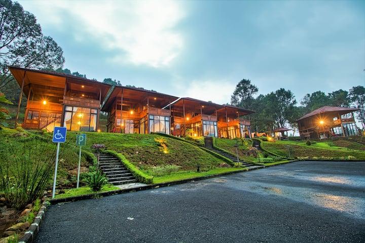 Cozy Room at GGCA Camping Resort Bogor