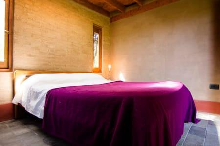 El Escondite. Habitaciones dobles c/baño privado. - Punta Negra, Departamento de Maldonado, UY - Bed & Breakfast