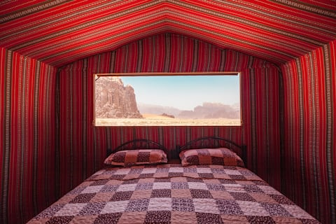 Arabian Nights Traditional Bedouin 2 person Tent