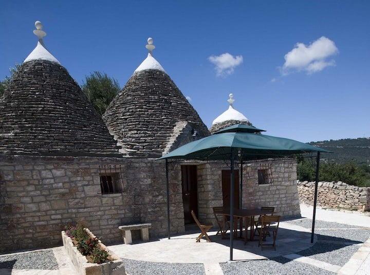 Trullo Sea View