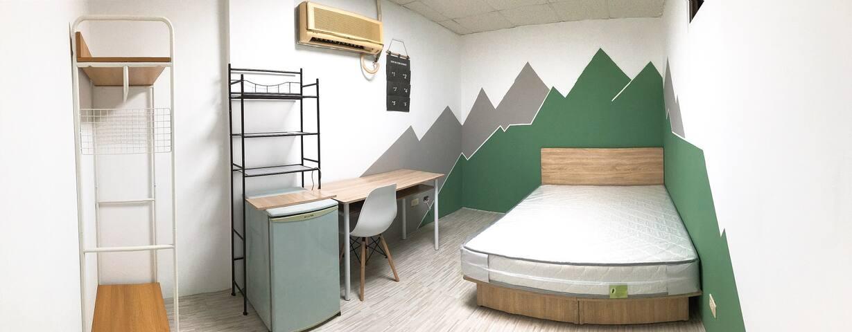 民雄鄉 簡單舒服的宅宅空間