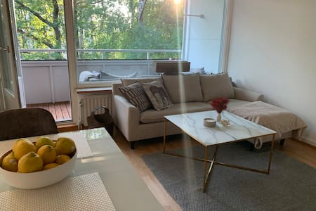 Stylistic Apartment in Helsinki!
